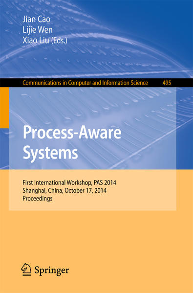 Process-Aware Systems - Coverbild