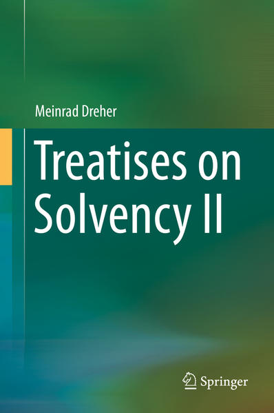 Treatises on Solvency II - Coverbild