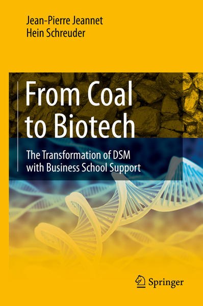 From Coal to Biotech - Coverbild