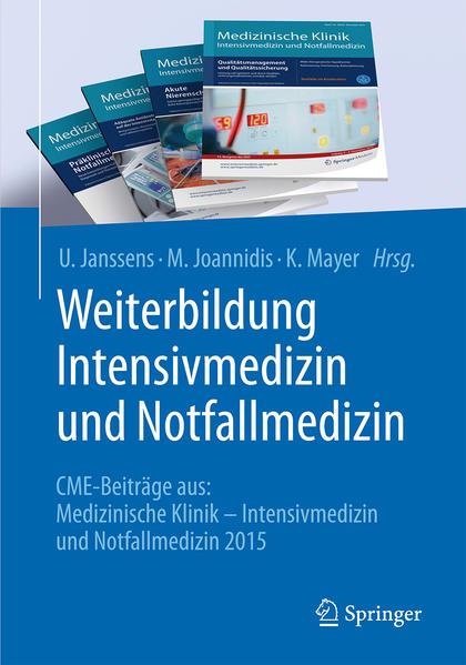 Weiterbildung Intensivmedizin und Notfallmedizin - Coverbild