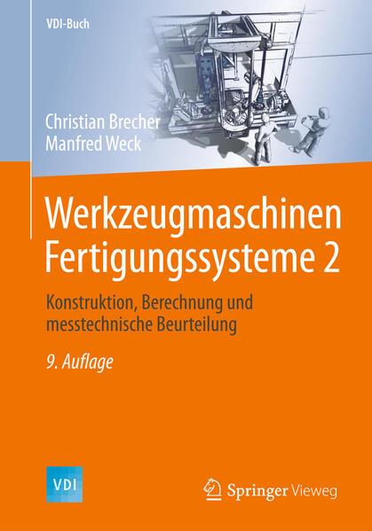 Werkzeugmaschinen Fertigungssysteme 2 PDF Download