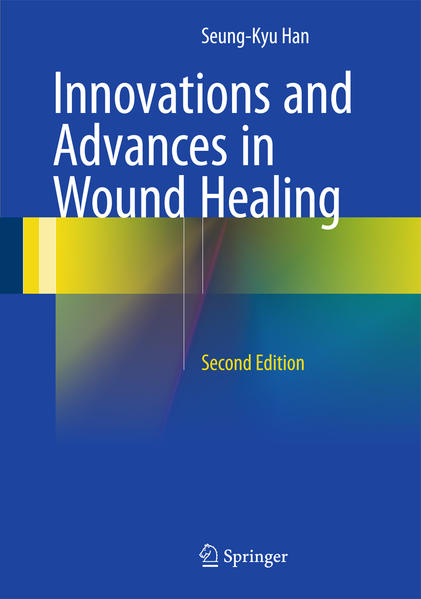 Innovations and Advances in Wound Healing - Coverbild