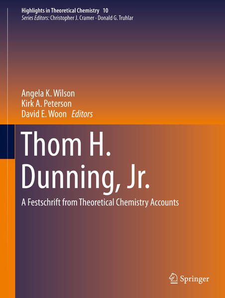 Thom H. Dunning, Jr. - Coverbild