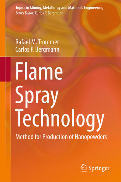 Flame Spray Technology - Coverbild