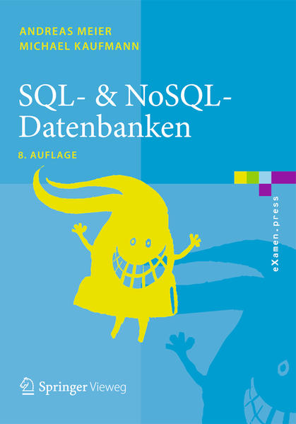 SQL- & NoSQL-Datenbanken - Coverbild