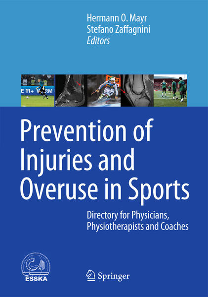 Prevention of Injuries and Overuse in Sports - Coverbild