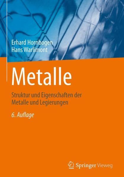Metalle - Coverbild