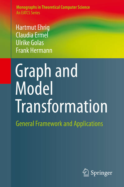 Graph and Model Transformation - Coverbild