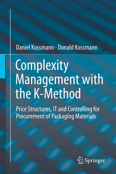 Complexity Management with the K-Method - Coverbild