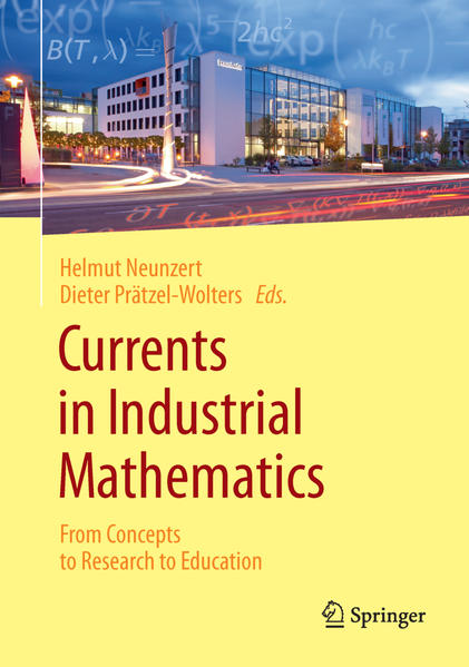 Currents in Industrial Mathematics - Coverbild