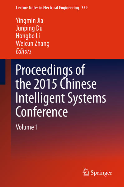 Proceedings of the 2015 Chinese Intelligent Systems Conference - Coverbild