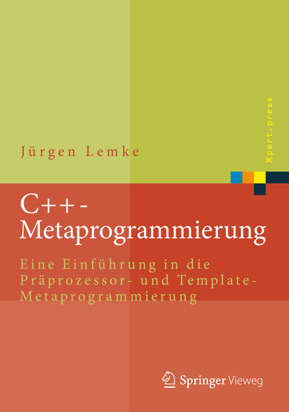C++-Metaprogrammierung  - Coverbild