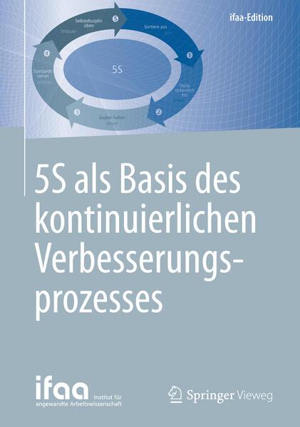 5S als Basis des kontinuierlichen Verbesserungsprozesses - Coverbild