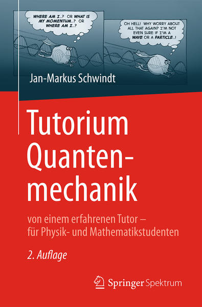 Tutorium Quantenmechanik - Coverbild