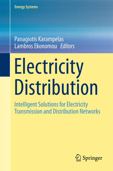 Electricity Distribution - Coverbild