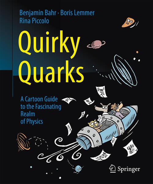Quirky Quarks - Coverbild