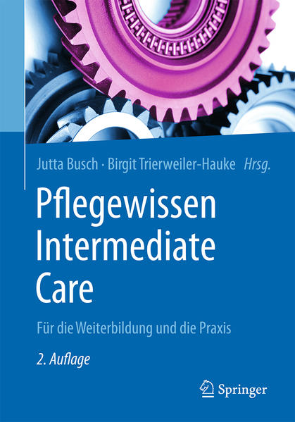 Pflegewissen Intermediate Care - Coverbild