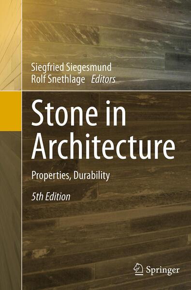Stone in Architecture - Coverbild