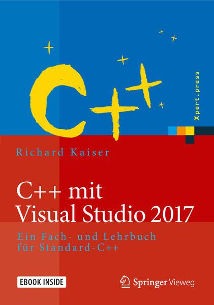 C++ mit Visual Studio 2015 PDF Jetzt Herunterladen