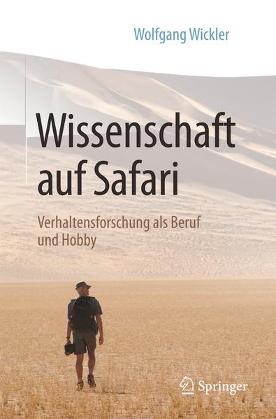 Wissenschaft auf Safari - Coverbild