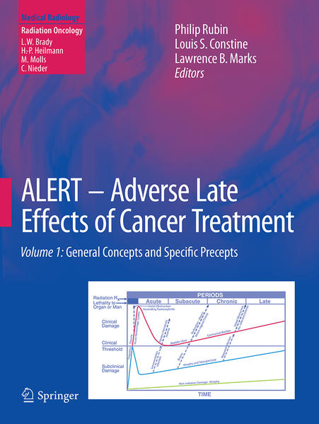 ALERT - Adverse Late Effects of Cancer Treatment - Coverbild