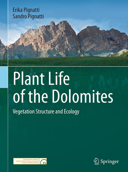 Plant Life of the Dolomites - Coverbild