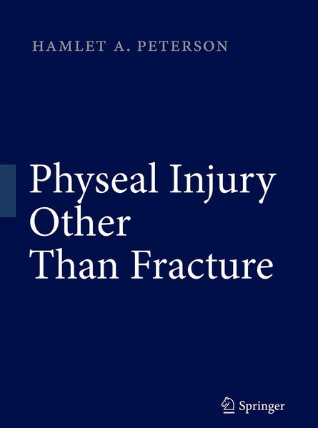 Physeal Injury Other Than Fracture - Coverbild