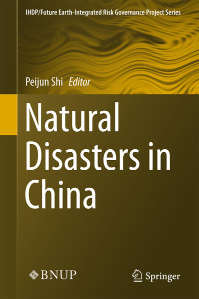 Natural Disasters in China - Coverbild