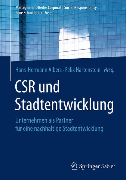 CSR und Stadtentwicklung - Coverbild