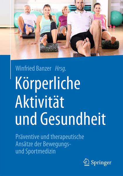 Körperliche Aktivität und Gesundheit  - Coverbild