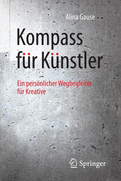 Kompass für Künstler - Coverbild
