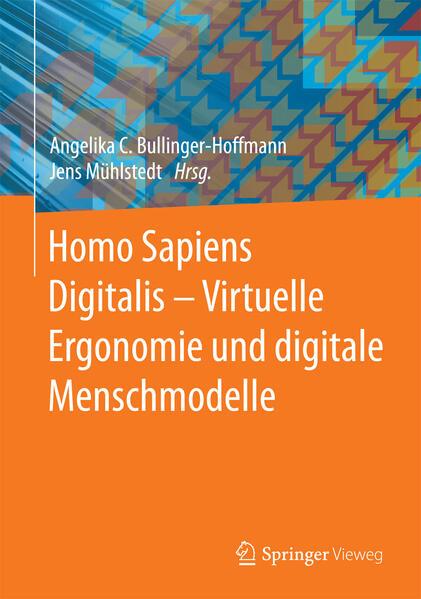 Homo Sapiens Digitalis - Virtuelle Ergonomie und digitale Menschmodelle - Coverbild
