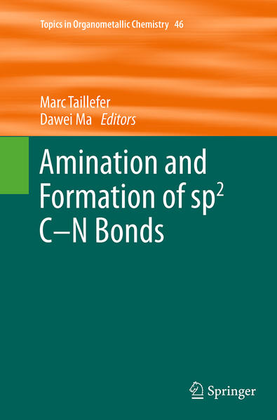 Amination and Formation of sp2 C-N Bonds - Coverbild