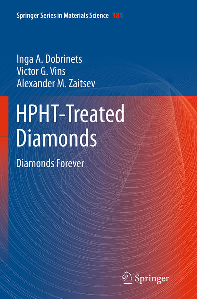 HPHT-Treated Diamonds - Coverbild
