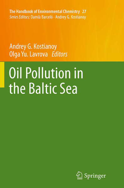 Oil Pollution in the Baltic Sea - Coverbild