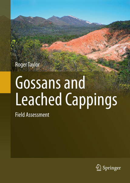 Gossans and Leached Cappings - Coverbild