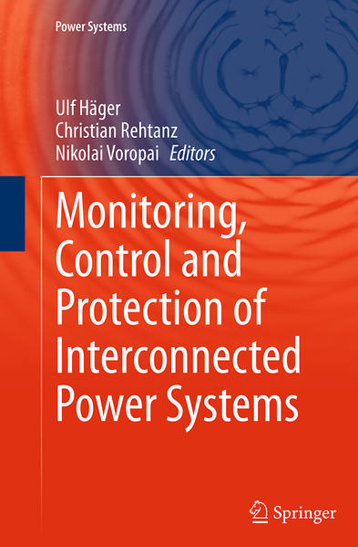 Monitoring, Control and Protection of Interconnected Power Systems - Coverbild