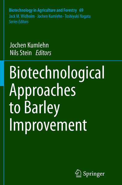 Biotechnological Approaches to Barley Improvement - Coverbild