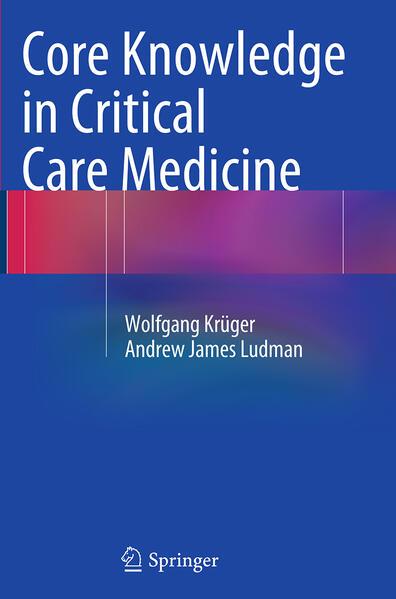 Core Knowledge in Critical Care Medicine - Coverbild