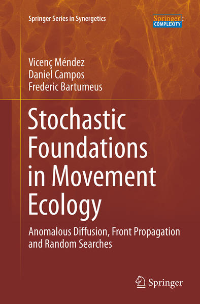 Stochastic Foundations in Movement Ecology - Coverbild