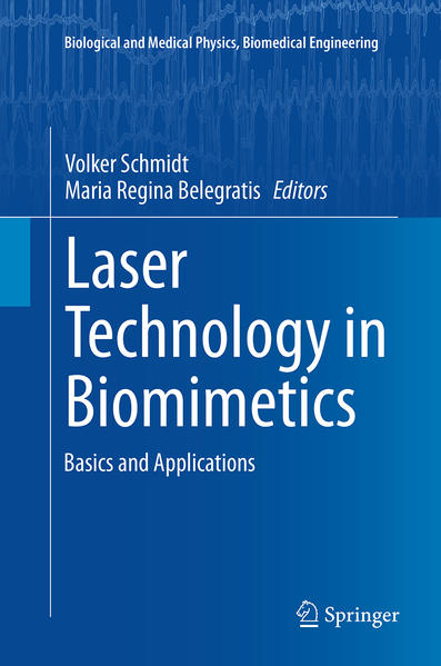 Laser Technology in Biomimetics - Coverbild