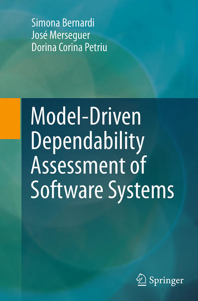 Model-Driven Dependability Assessment of Software Systems - Coverbild
