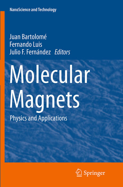 Molecular Magnets - Coverbild