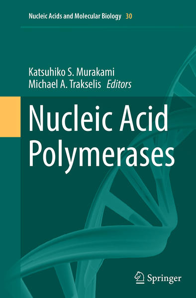 Nucleic Acid Polymerases - Coverbild