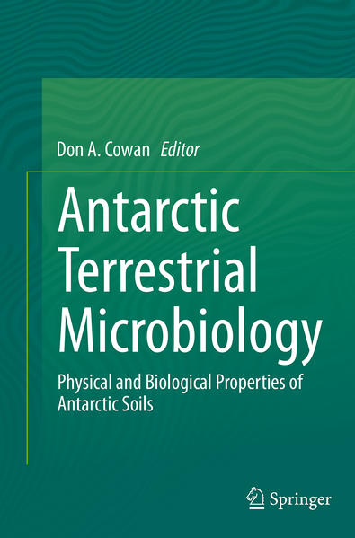 Antarctic Terrestrial Microbiology - Coverbild