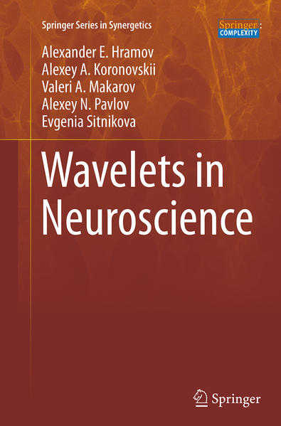 Wavelets in Neuroscience - Coverbild