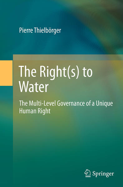 The Right(s) to Water - Coverbild
