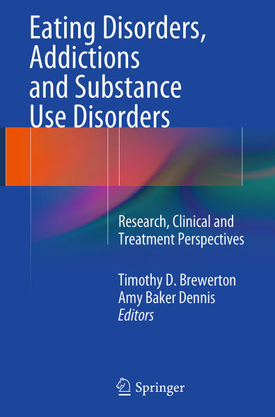 Eating Disorders, Addictions and Substance Use Disorders - Coverbild