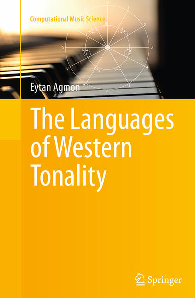 The Languages of Western Tonality - Coverbild