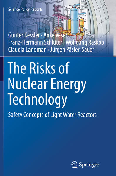 The Risks of Nuclear Energy Technology - Coverbild